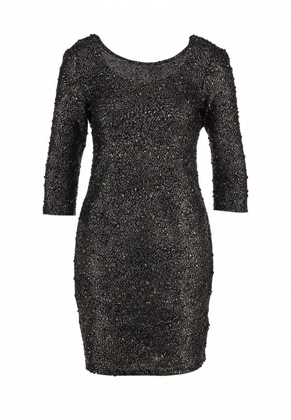 Платье-мини Befree (Бифри) 1441049518: изображение 1