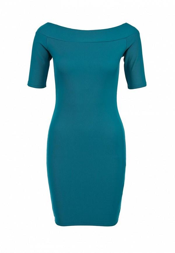 Платье-мини Befree (Бифри) 1441057541: изображение 1