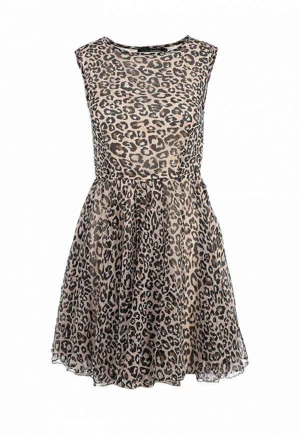 Платье-мини Befree (Бифри) 1441066537: изображение 1