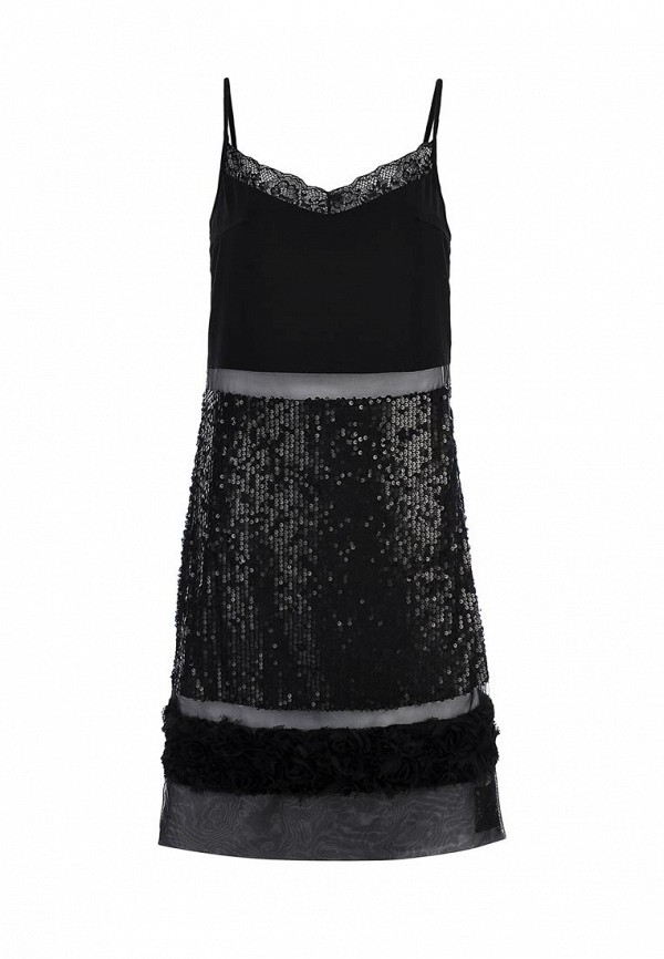 Платье-миди Befree (Бифри) 1441067530: изображение 1