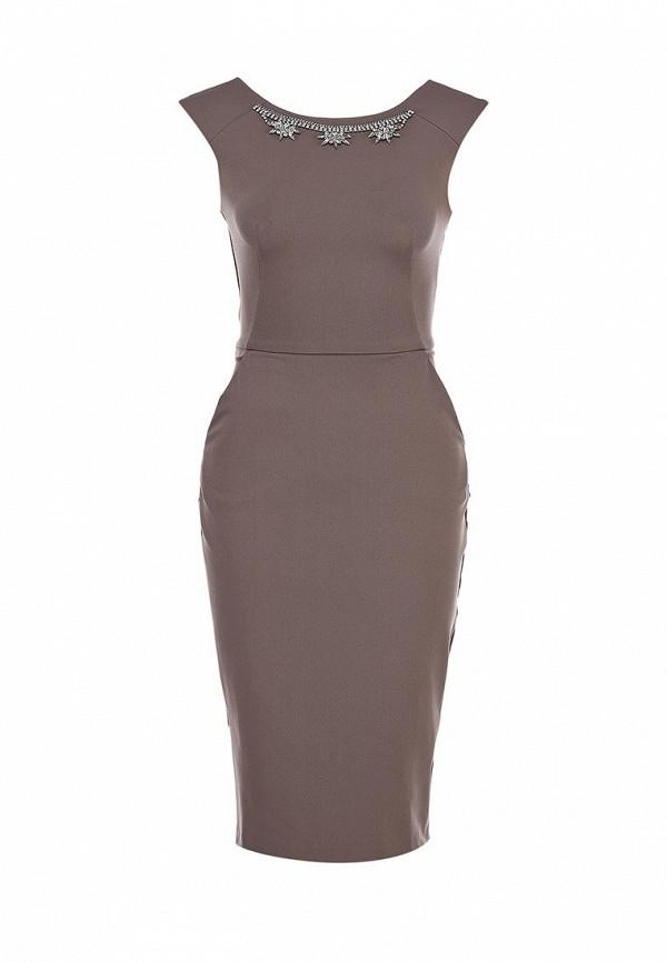 Платье-миди Befree (Бифри) 1441073523: изображение 1