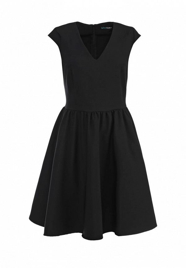 Платье-мини Befree (Бифри) 1441084514: изображение 1