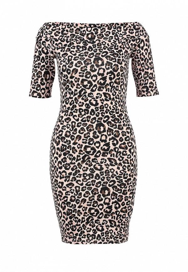 Платье-мини Befree (Бифри) 1441087541: изображение 1