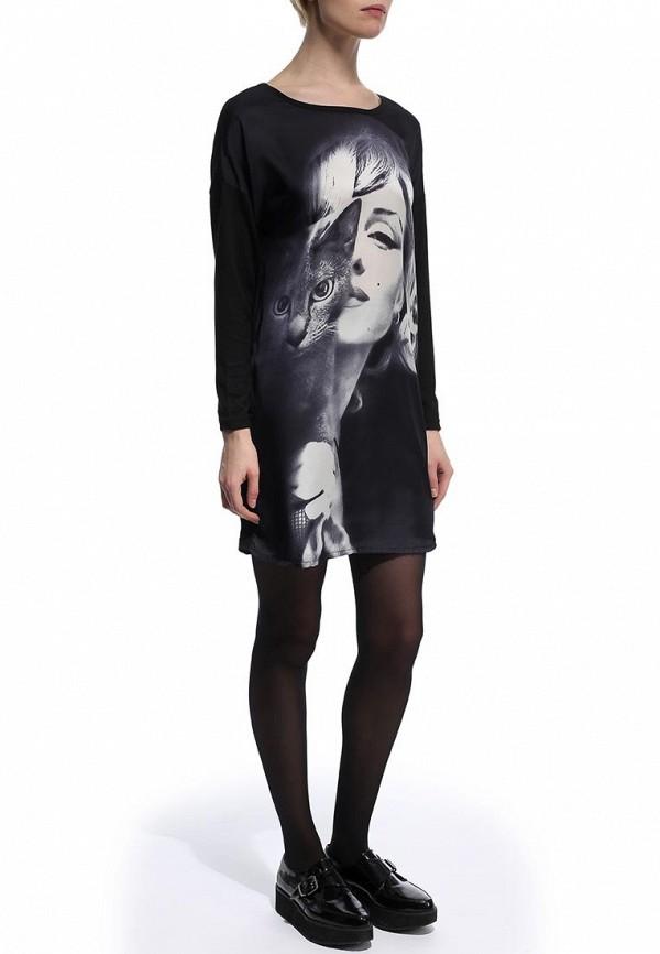 Платье-мини Befree (Бифри) 1511031509: изображение 9