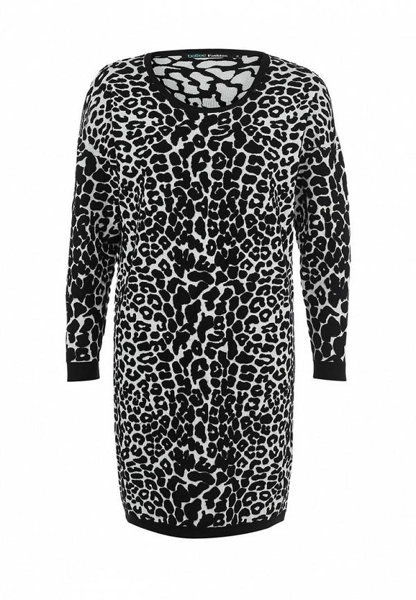 Платье-миди Befree (Бифри) 1511069528: изображение 1
