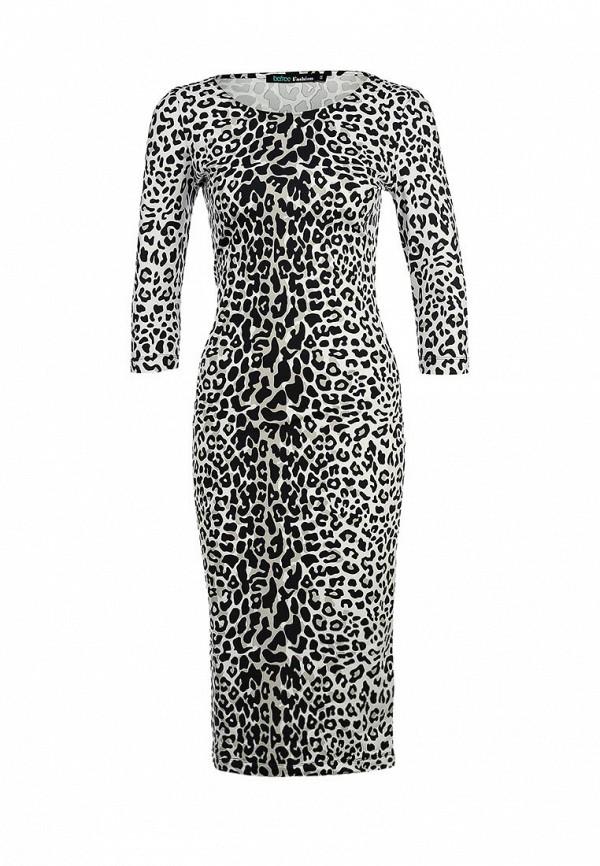 Платье-миди Befree (Бифри) 1511080532: изображение 1
