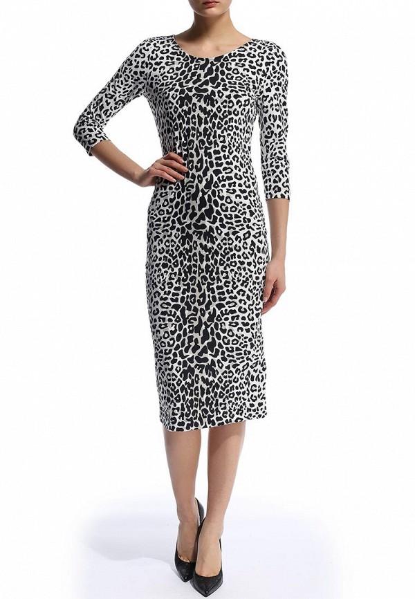 Платье-миди Befree (Бифри) 1511080532: изображение 3