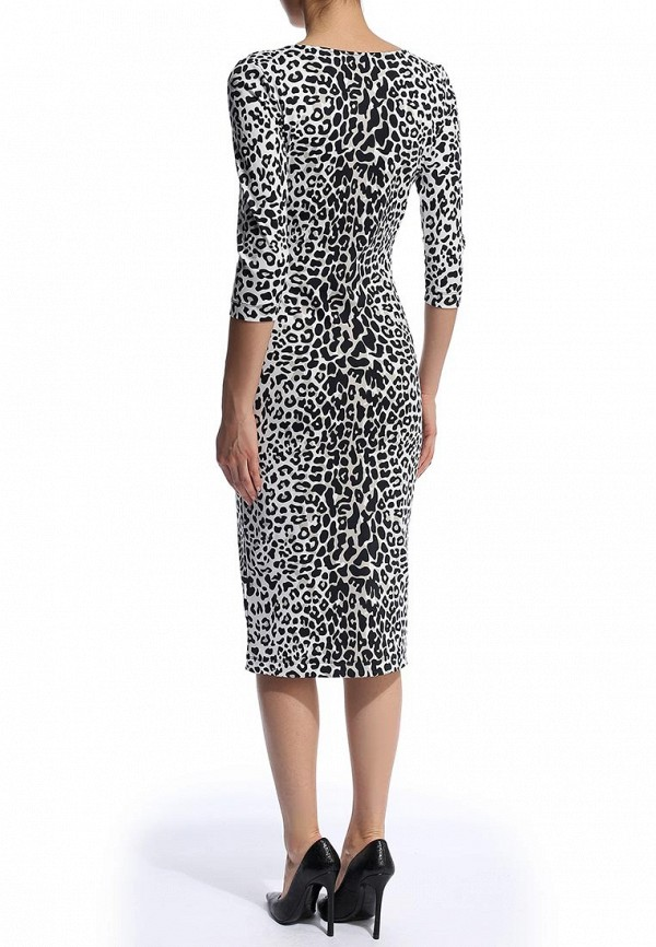 Платье-миди Befree (Бифри) 1511080532: изображение 4