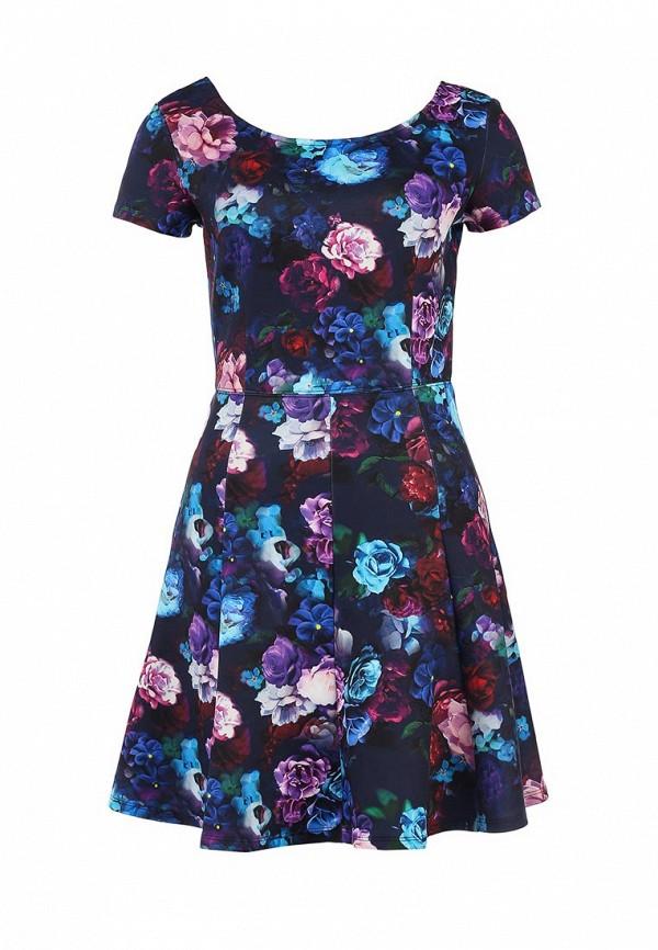Платье-мини Befree (Бифри) 1511090540: изображение 1
