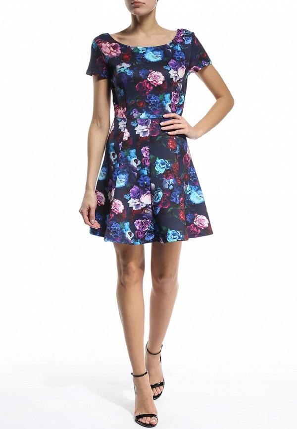 Платье-мини Befree (Бифри) 1511090540: изображение 3