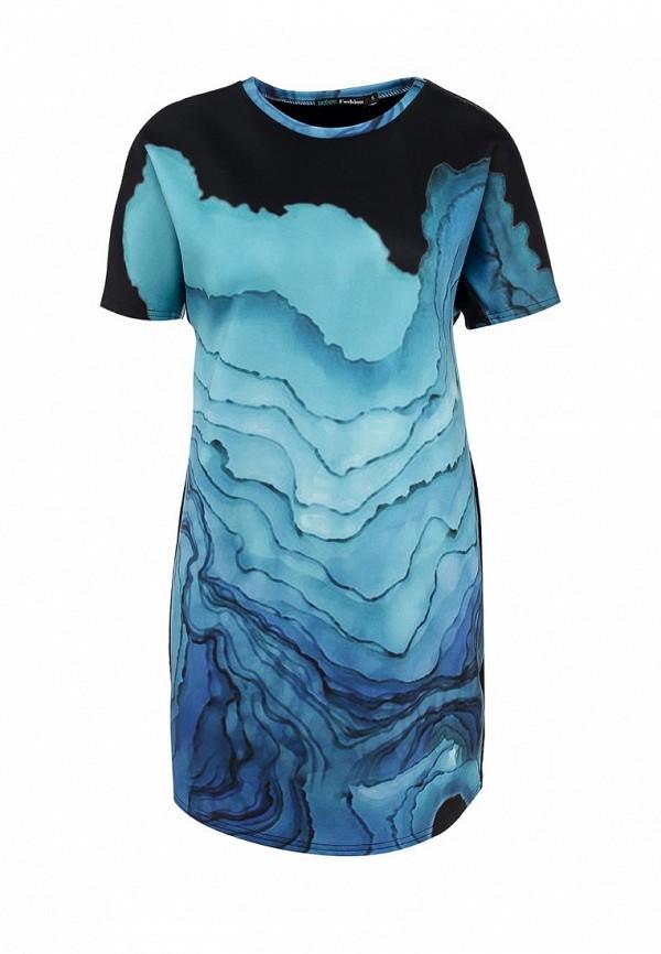 Платье-мини Befree (Бифри) 1511115542: изображение 1