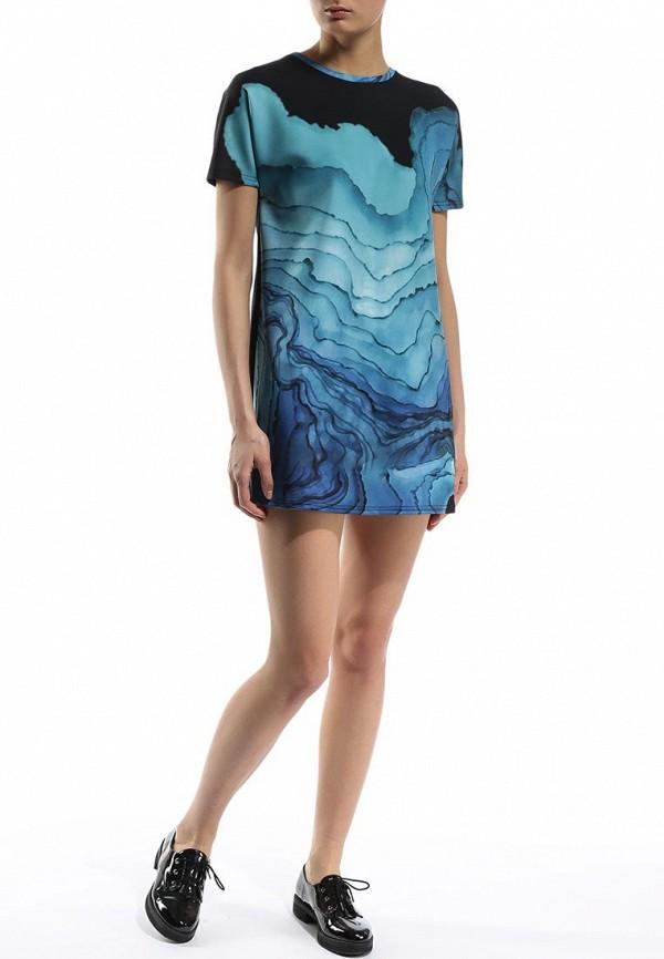 Платье-мини Befree (Бифри) 1511115542: изображение 3