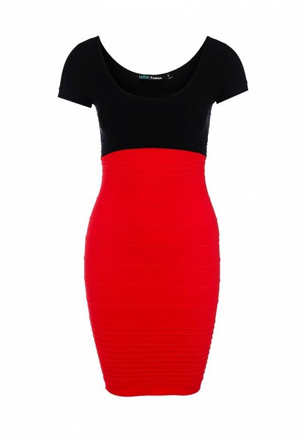 Платье-мини Befree (Бифри) 1511238575: изображение 2