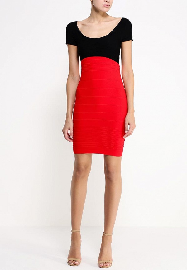 Платье-мини Befree (Бифри) 1511238575: изображение 4