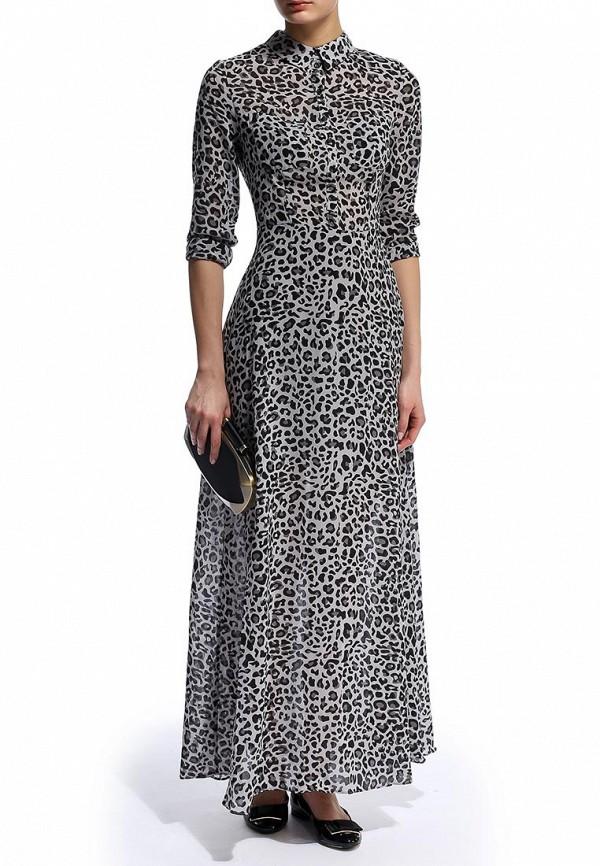 Платье-макси Befree 1511010516: изображение 4