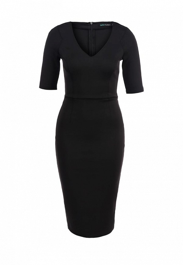 Платье-миди Befree (Бифри) 1511012506: изображение 1