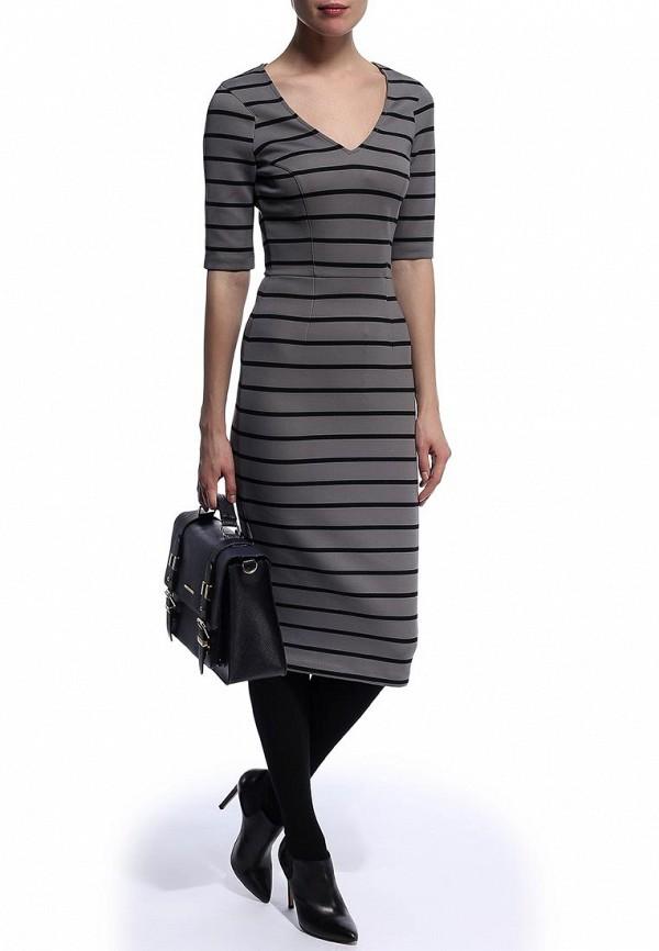 Платье-миди Befree (Бифри) 1511012506: изображение 3