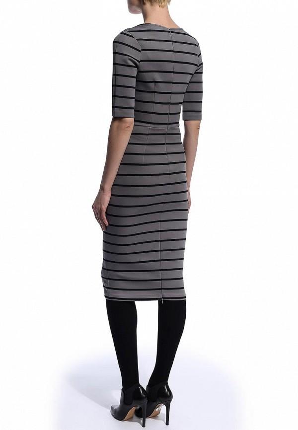 Платье-миди Befree (Бифри) 1511012506: изображение 4