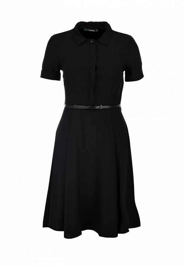 Платье-миди Befree (Бифри) 1511020510: изображение 1