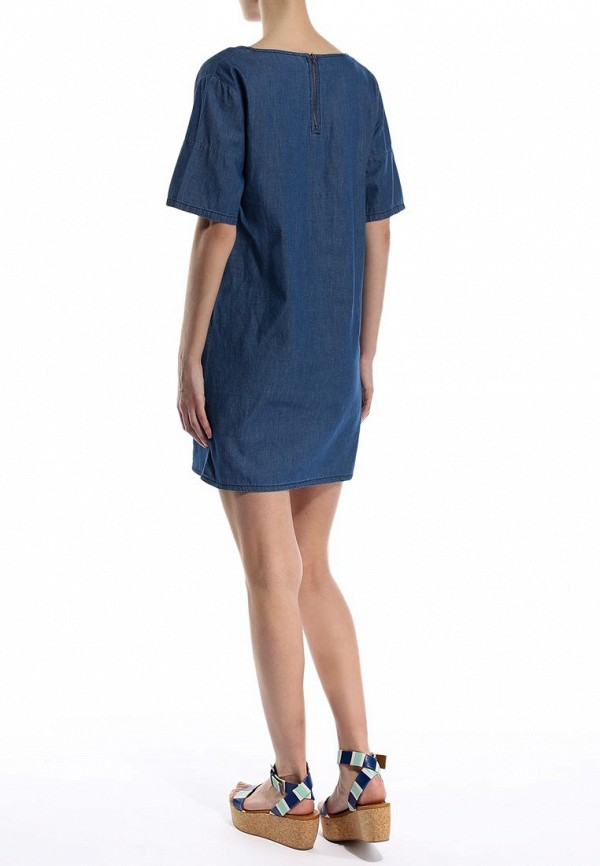 Платье-мини Befree (Бифри) 1511044521: изображение 4