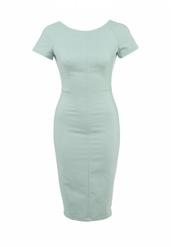 Платье-миди Befree (Бифри) 1511068518: изображение 1
