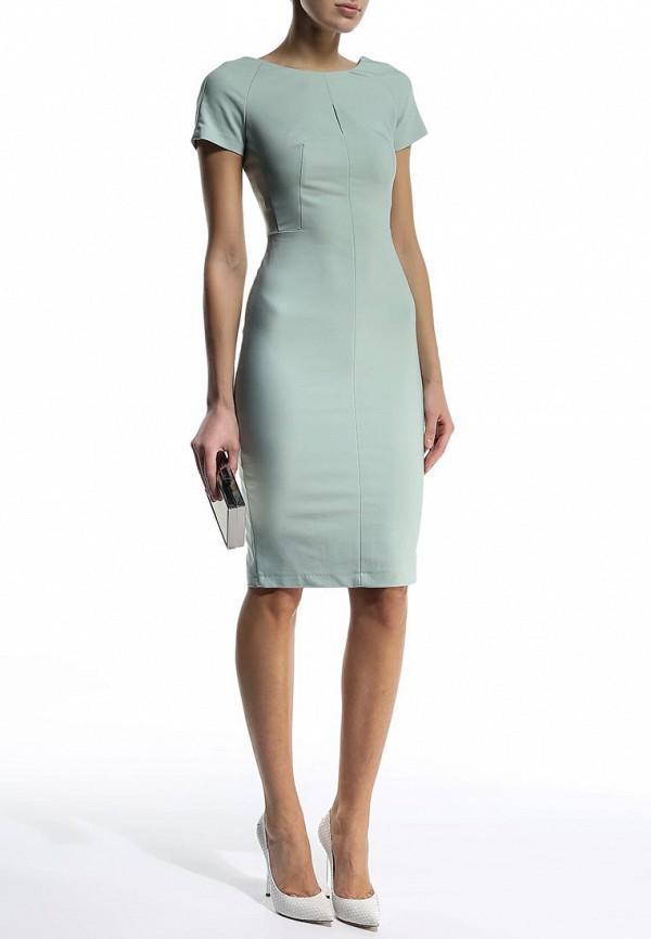 Платье-миди Befree (Бифри) 1511068518: изображение 3