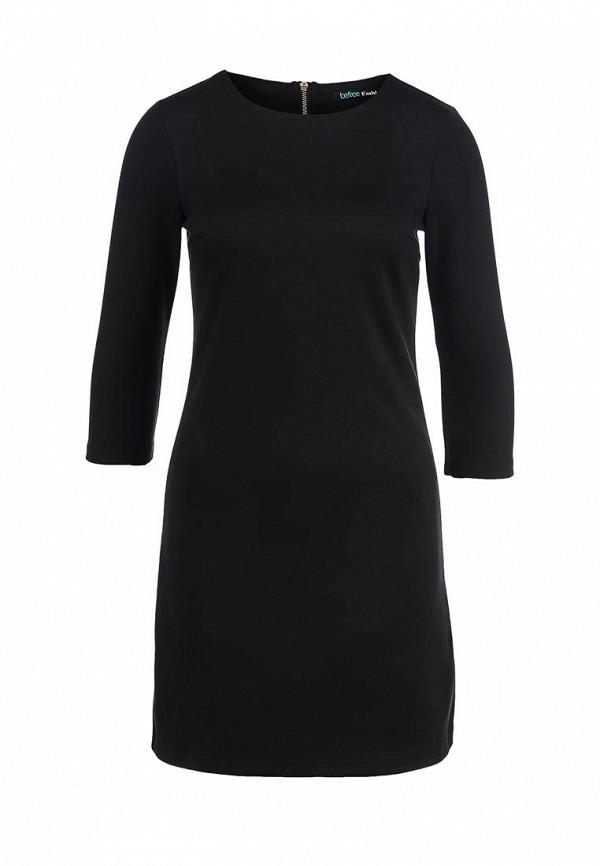 Платье-мини Befree (Бифри) 1511071530: изображение 1