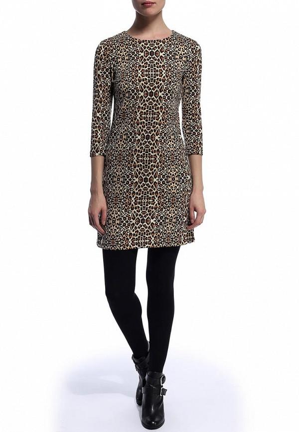 Платье-мини Befree (Бифри) 1511071530: изображение 3