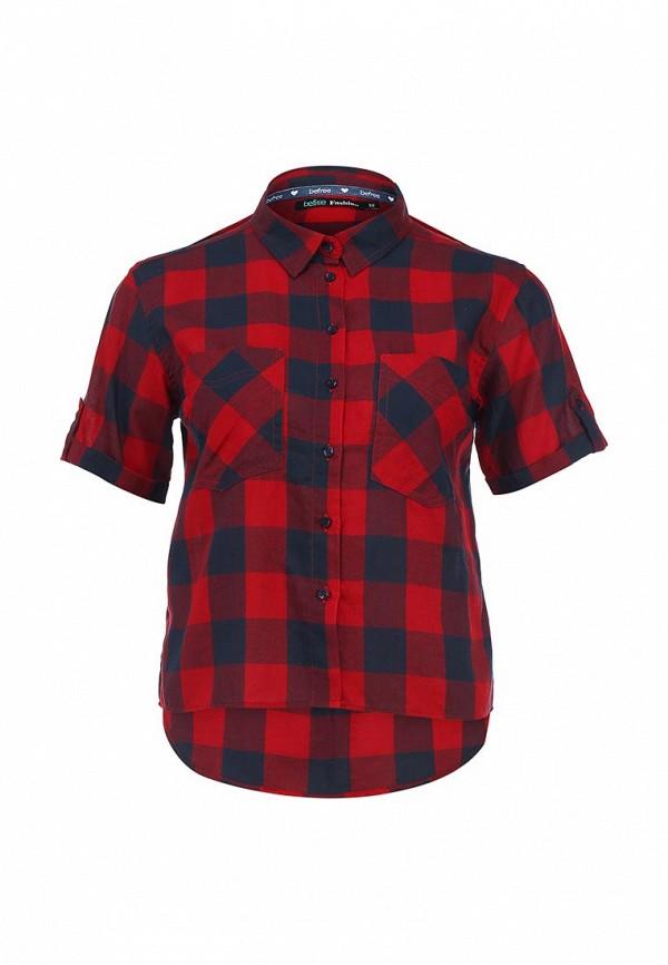 Рубашка с коротким рукавом Befree (Бифри) 1511139326: изображение 1