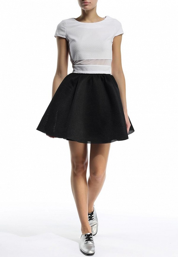 Широкая юбка Befree (Бифри) 1511142219: изображение 3