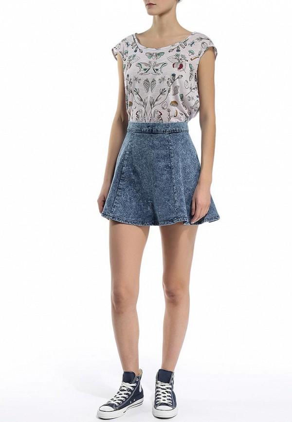 Широкая юбка Befree (Бифри) 1511170225: изображение 3