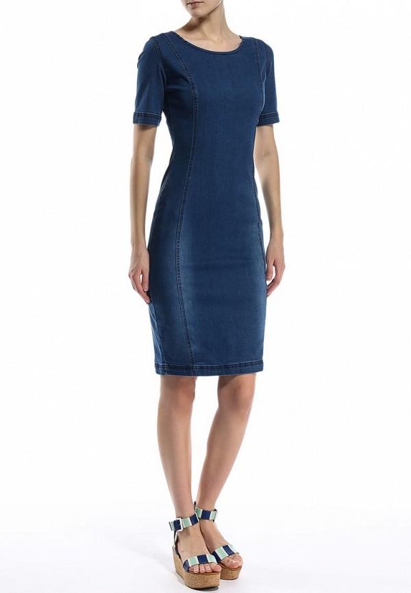 Платье-миди Befree 1511237574: изображение 3
