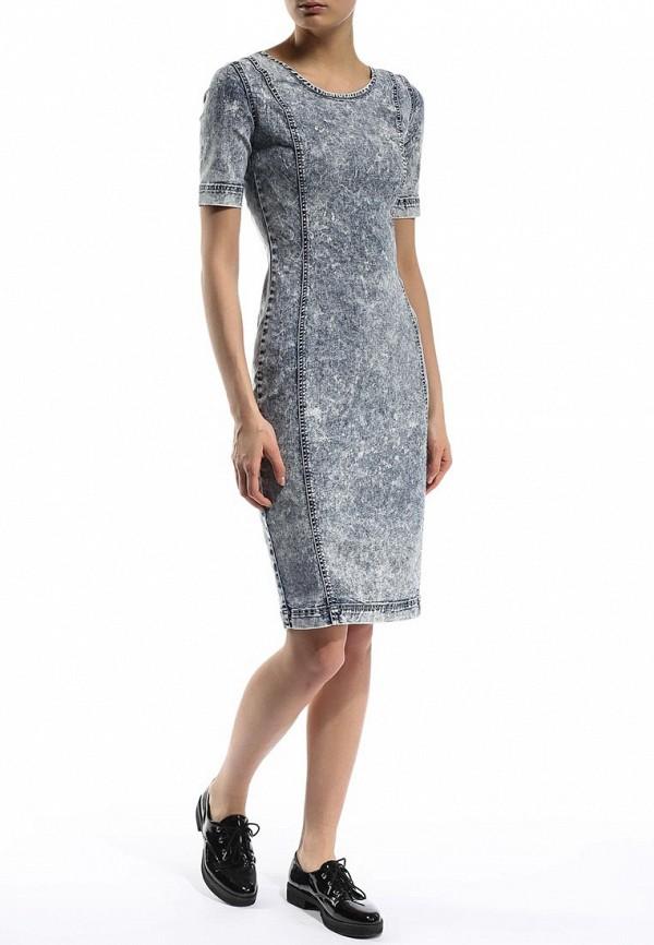 Платье-миди Befree 1511237574: изображение 7