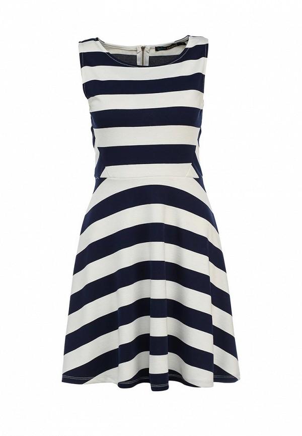 Платье-мини Befree (Бифри) 1521019500: изображение 1