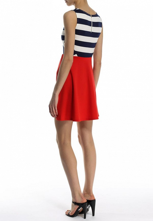 Платье-мини Befree (Бифри) 1521019500: изображение 4