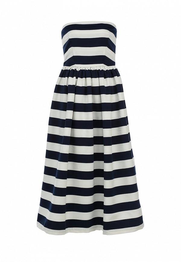 Платье-миди Befree (Бифри) 1521041568: изображение 1