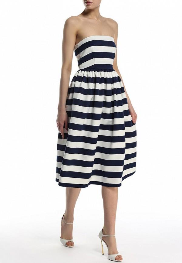 Платье-миди Befree (Бифри) 1521041568: изображение 3