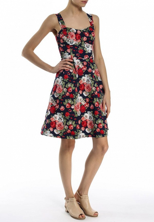 Платье-миди Befree (Бифри) 1521051535: изображение 4