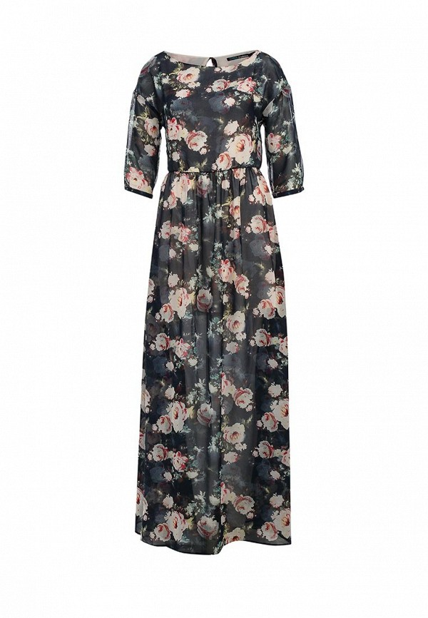 Платье-макси Befree 1521073522: изображение 1