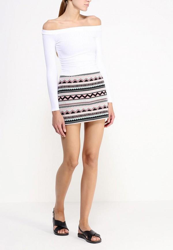 Прямая юбка Befree (Бифри) 1521100208: изображение 4