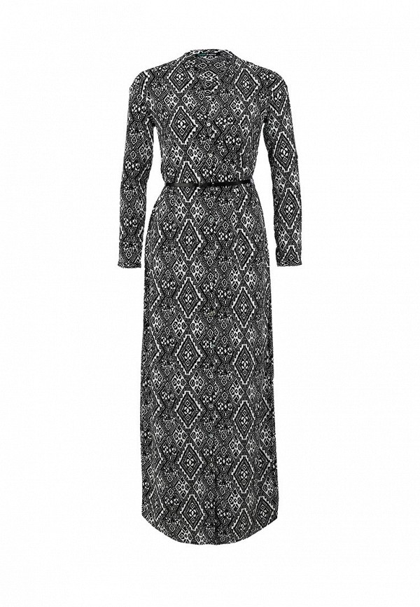 Платье-макси Befree (Бифри) 1521102565: изображение 1