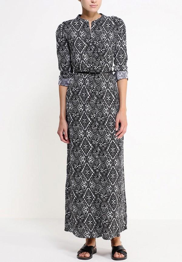 Платье-макси Befree (Бифри) 1521102565: изображение 4