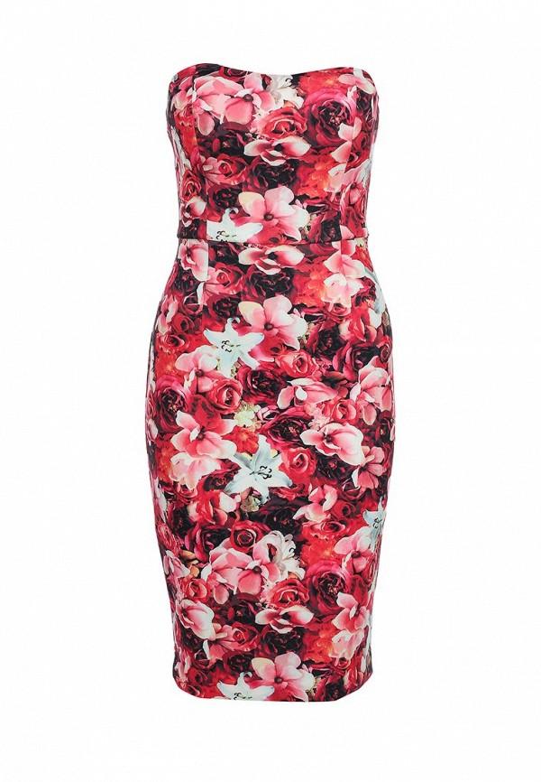 Платье-миди Befree (Бифри) 1521105545: изображение 1