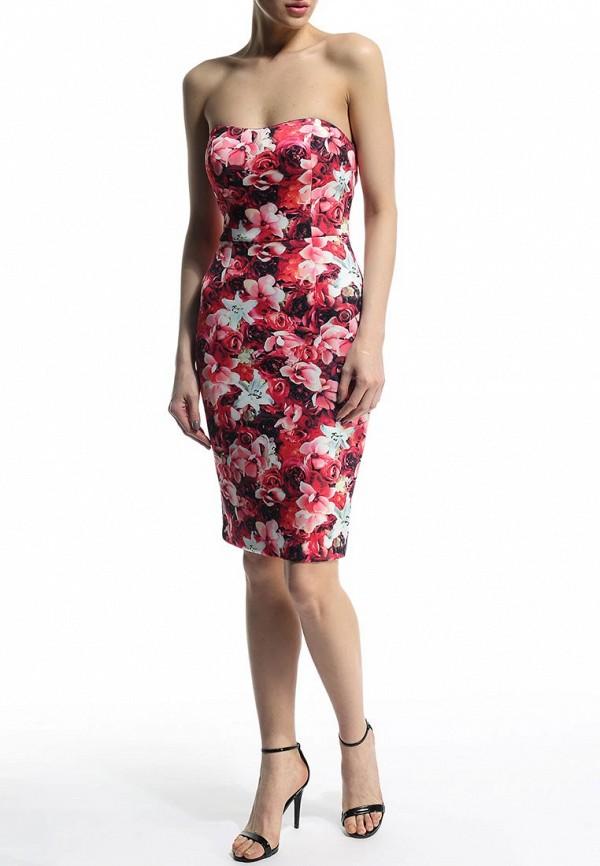 Платье-миди Befree (Бифри) 1521105545: изображение 3