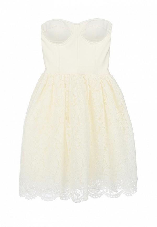 Платье-мини Befree (Бифри) 1521107548: изображение 1