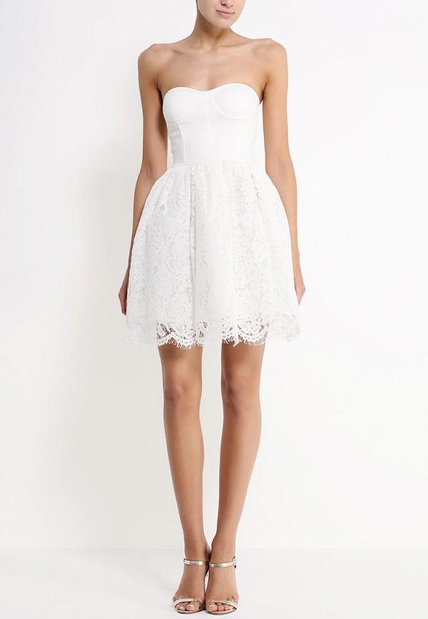Платье-мини Befree (Бифри) 1521107548: изображение 4