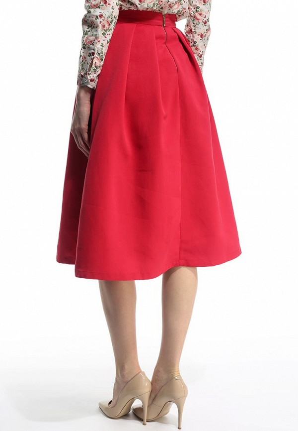 Широкая юбка Befree 1521110214: изображение 4