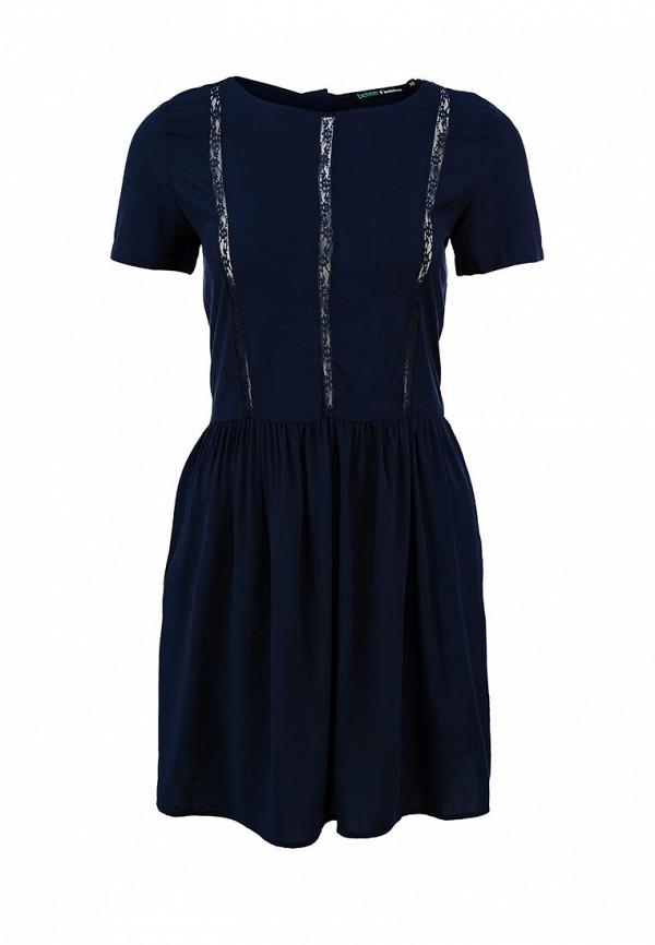 Платье-мини Befree (Бифри) 1521128599: изображение 1