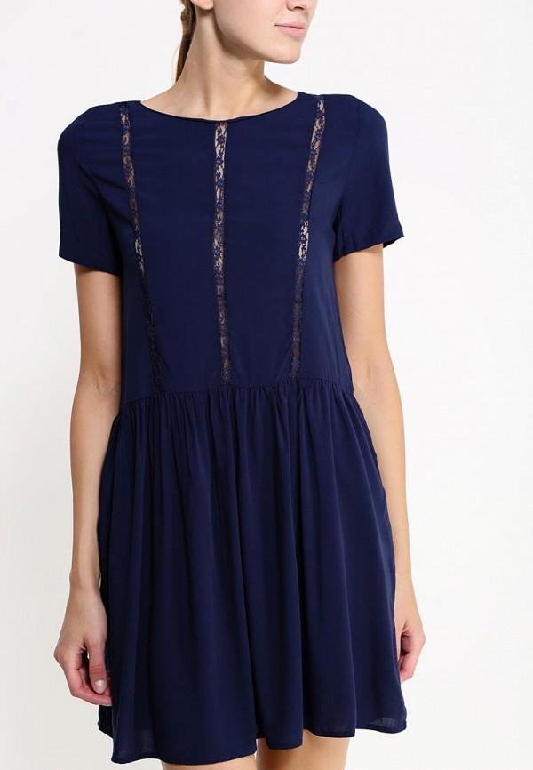 Платье-мини Befree (Бифри) 1521128599: изображение 3
