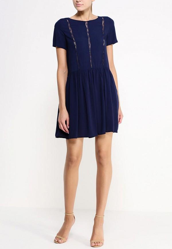 Платье-мини Befree (Бифри) 1521128599: изображение 4
